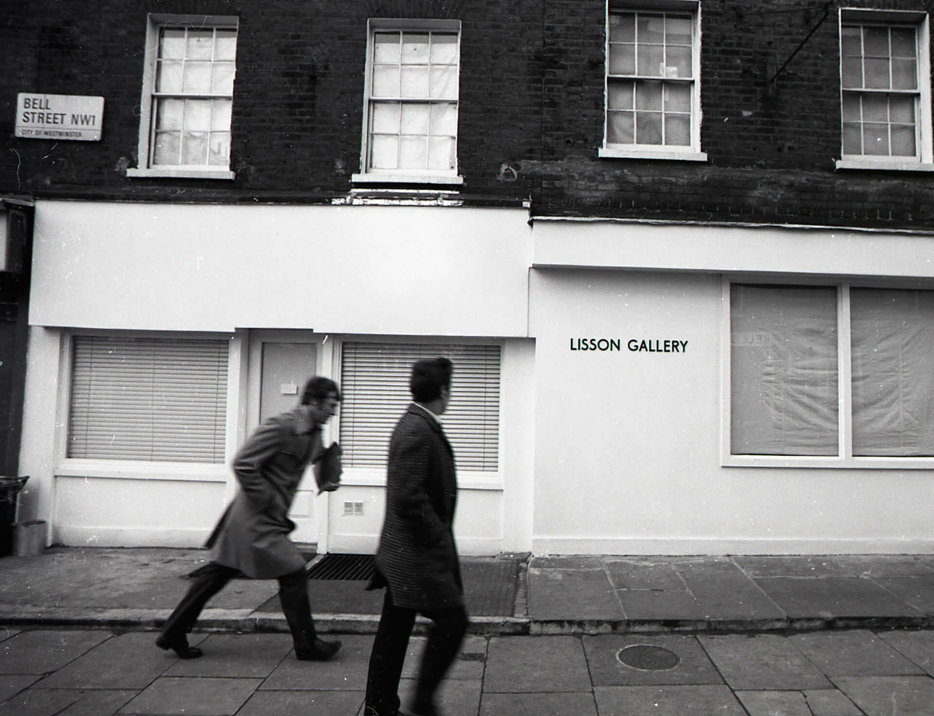 Lisson Gallery celebrates its 50th anniversary