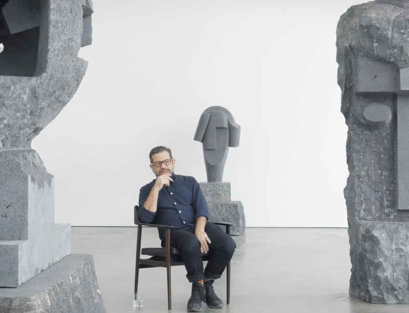 Watch Now: Pedro Reyes discusses his exhibition in New York