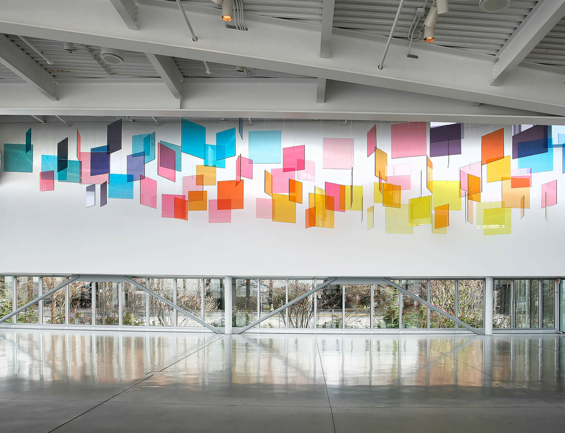 Seattle Art Museum debuts new installation by Spencer Finch