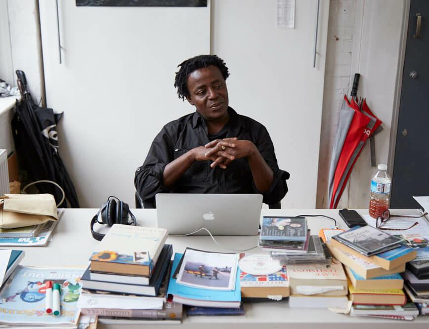 John Akomfrah to debut new film at Prospect New Orleans