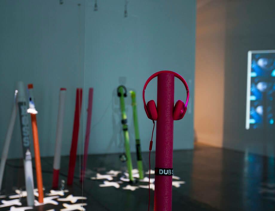 'Asymmetrical Response' by Cory Arcangel and Olia Lialina at Art Projects Ibiza