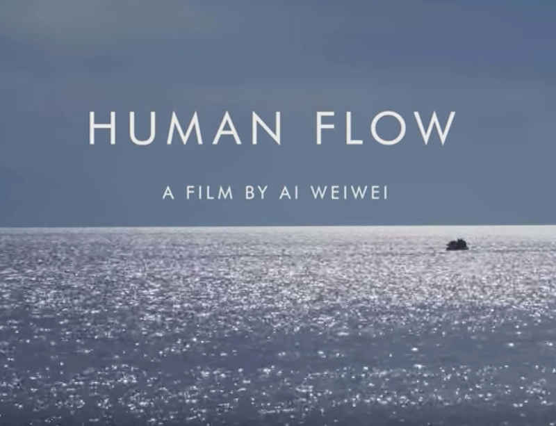 Watch now: Ai Weiwei releases official trailer for 'Human Flow'