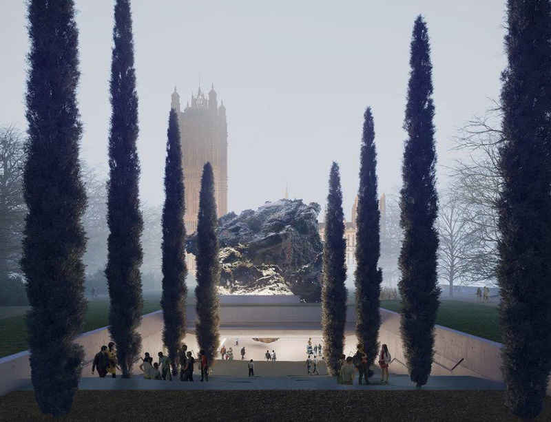 Anish Kapoor and Zaha Hadid Architects named finalists for UK Holocaust Memorial