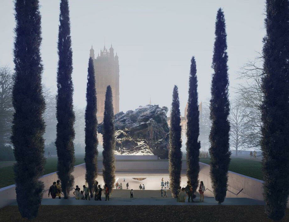 Anish Kapoor and Zaha Hadid Architects named finalists for UK Holocaust Memorial