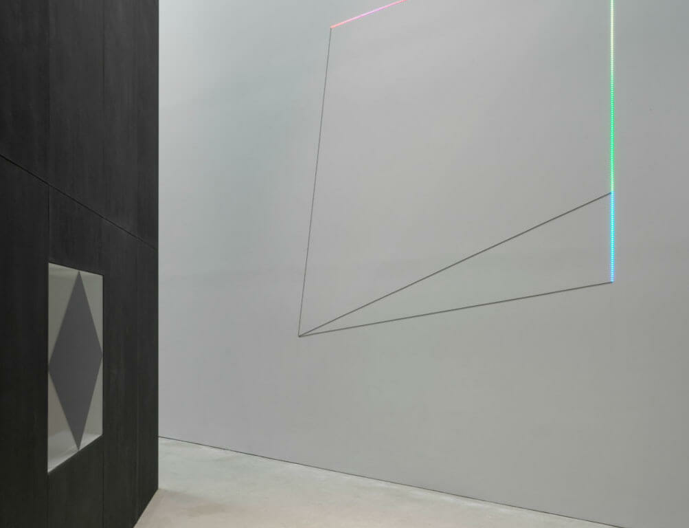 Performance by Studio Wayne McGregor in collaboration with Haroon Mirza