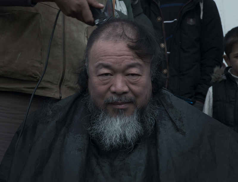 Ai Weiwei's critically acclaimed film 'Human Flow' premieres in the UK