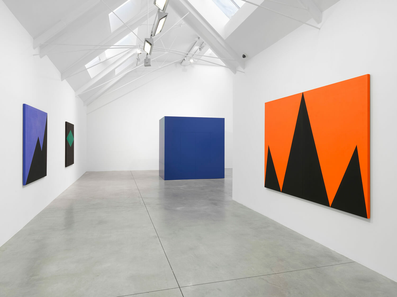 Carmen Herrera Exhibitions Lisson Gallery