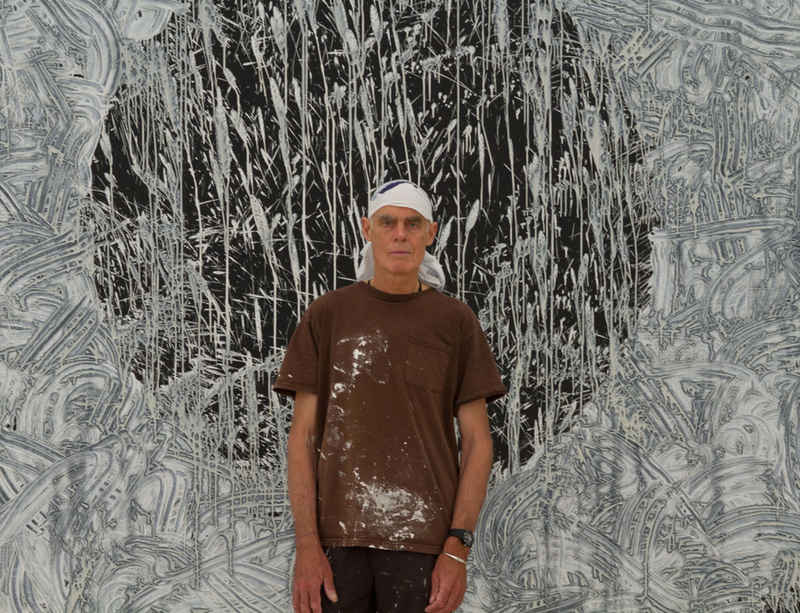 Richard Long knighted in UK New Year's Honours for services to art