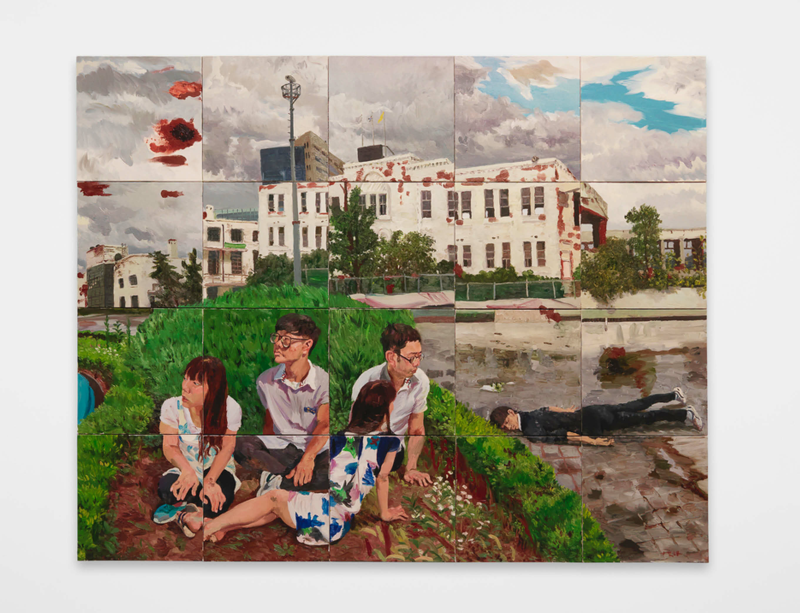 Dhaka Art Summit '18 to include work by Haroon Mirza and Liu Xiaodong