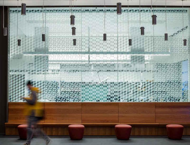 Spencer Finch unveils new public art installation at Brown University