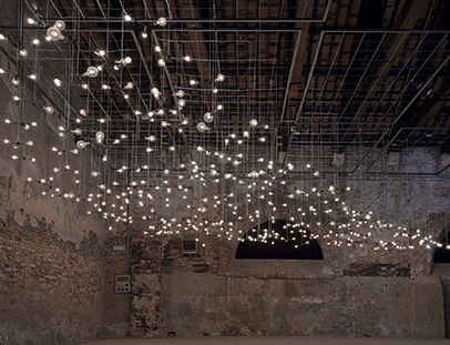 Light installation by Spencer Finch to open at The Baltimore Museum of Art