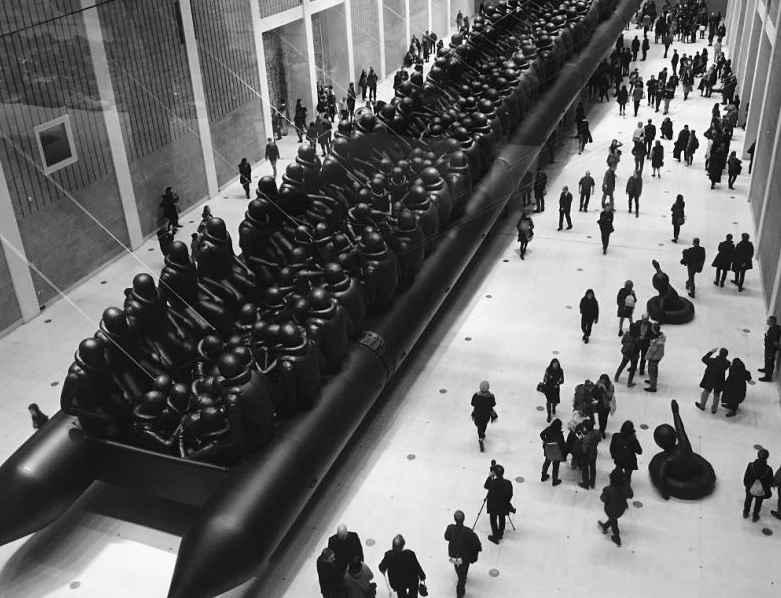 21st Biennale of Sydney includes Ai Weiwei and Ryan Gander