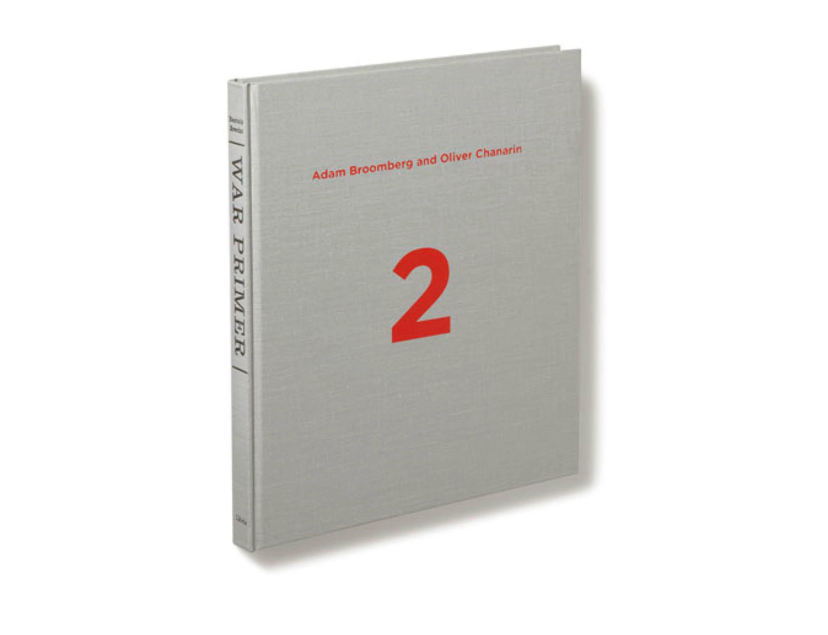 Broomberg & Chanarin re-issue award-winning publication 'War Primer 2'
