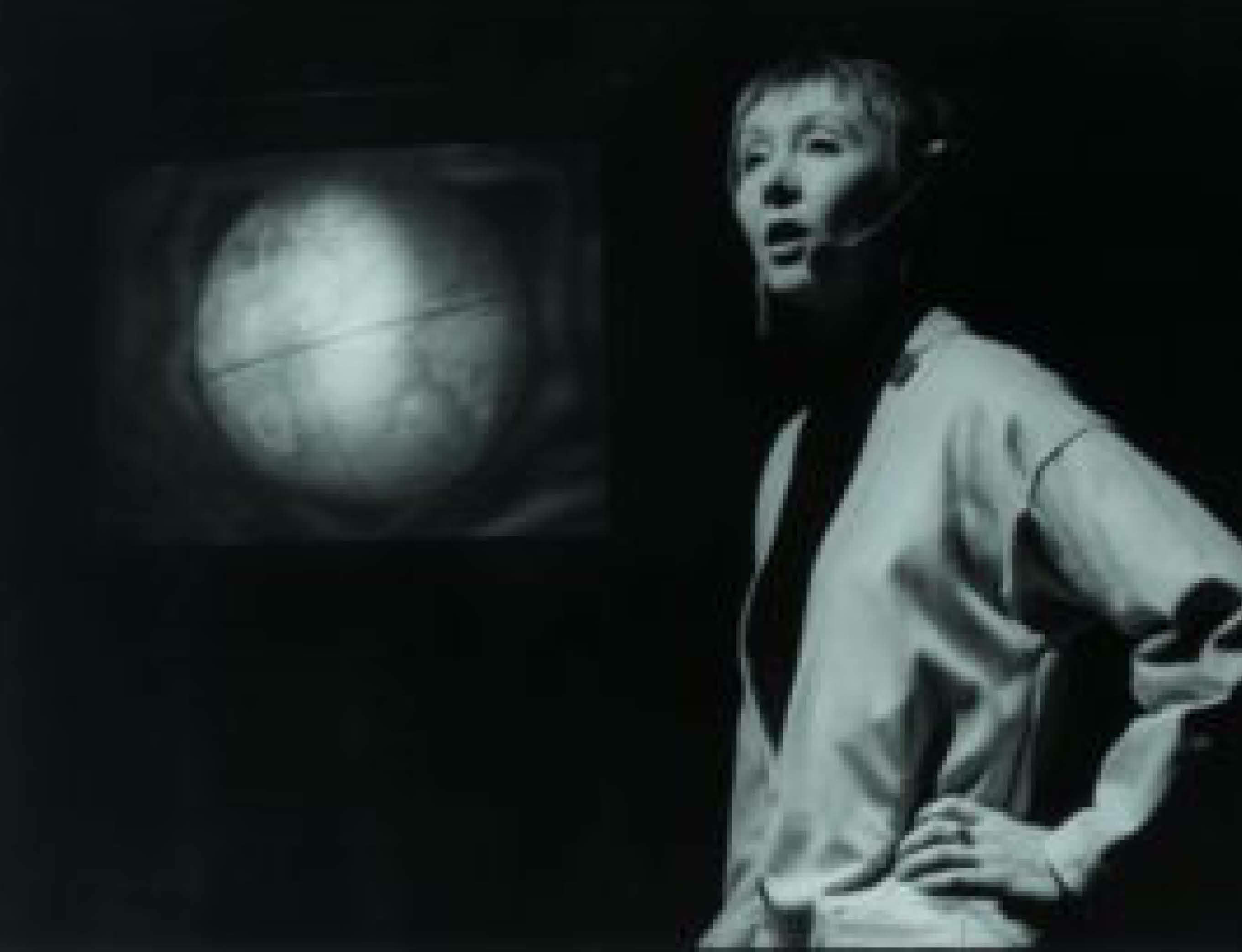 Tony Oursler restages 1980s performance at The Kitchen, New York