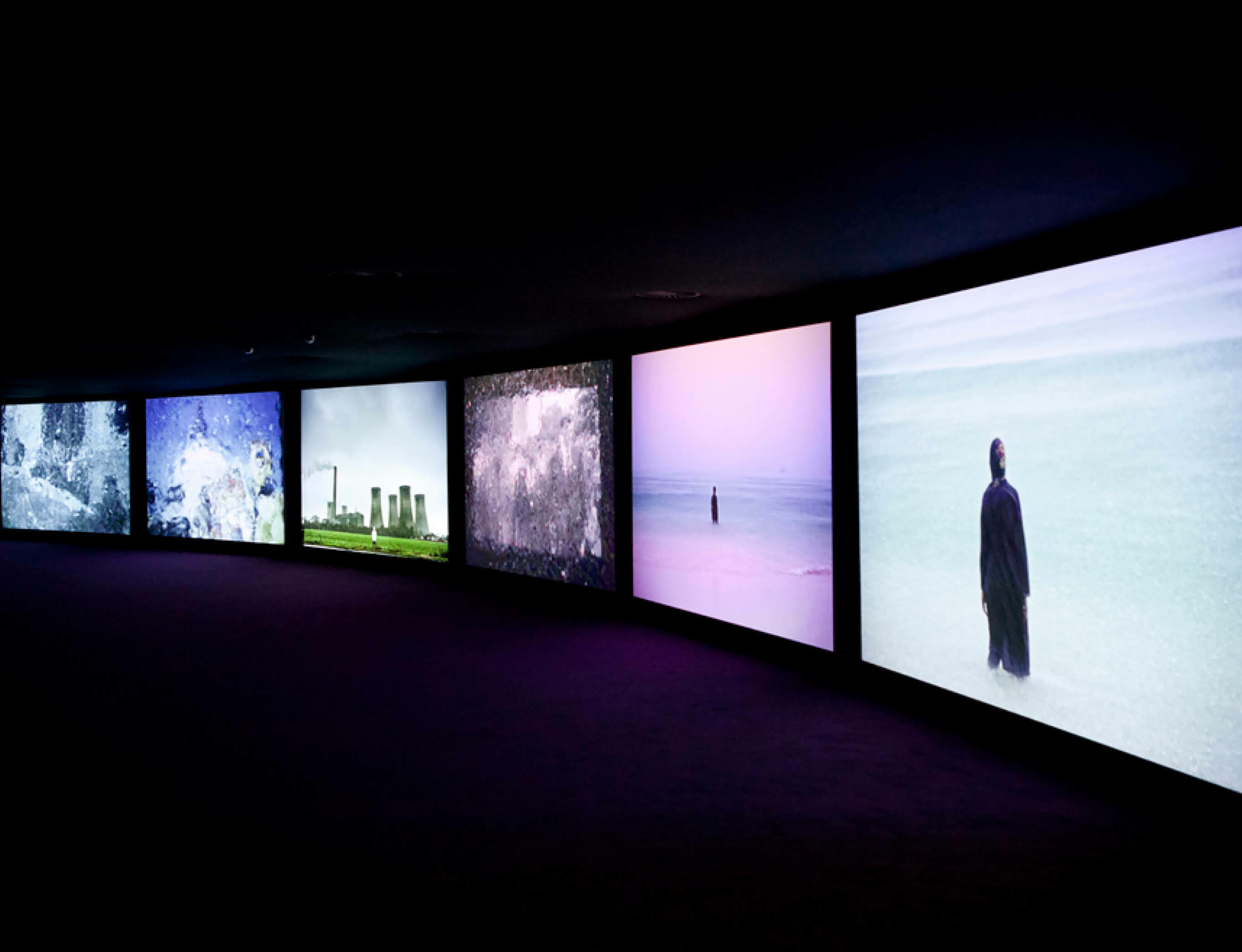 Bildmuseet follows its presentation of Akomfrah's 'Vertigo Sea' with its sequel