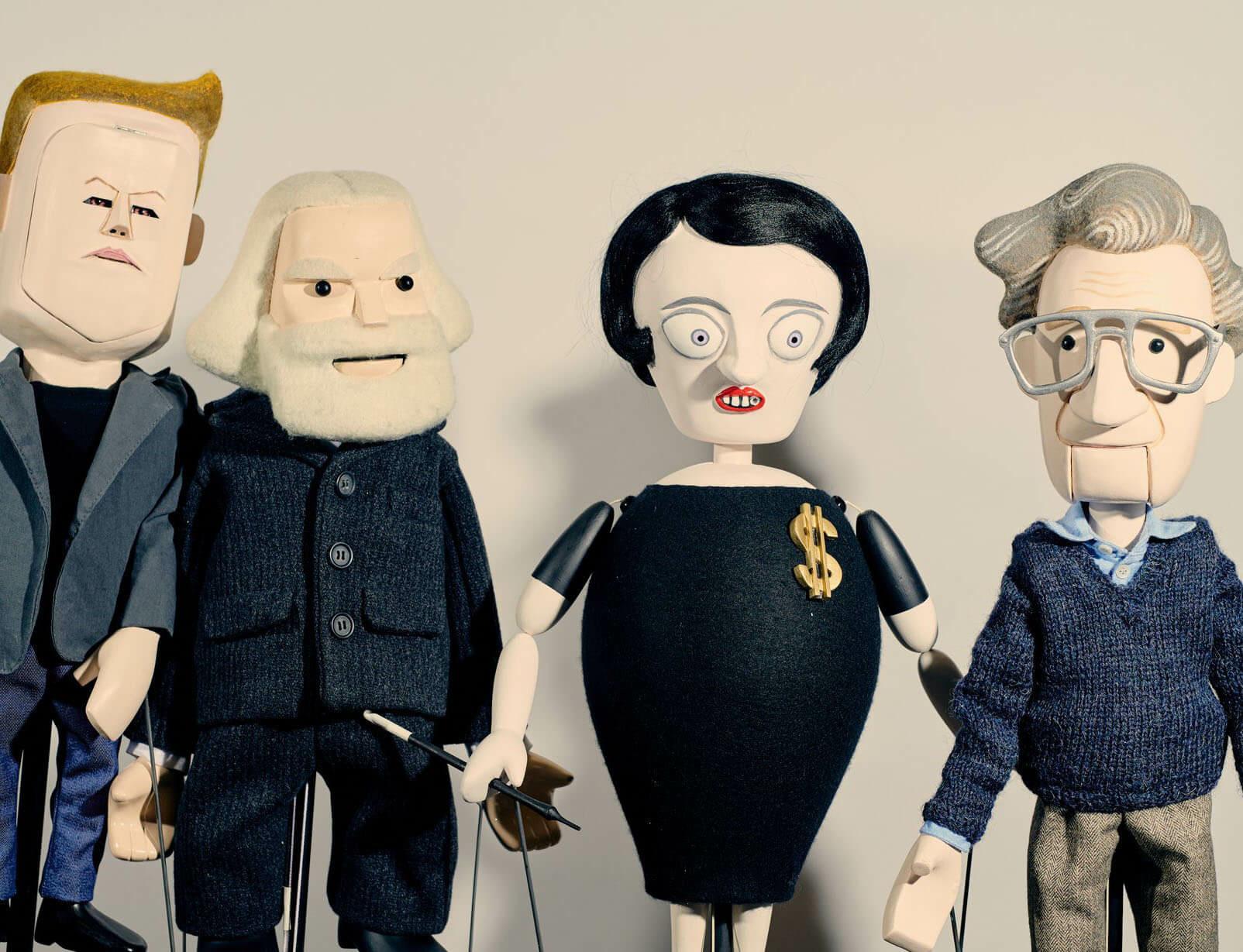 MIT premieres Pedro Reyes' new Puppet Play