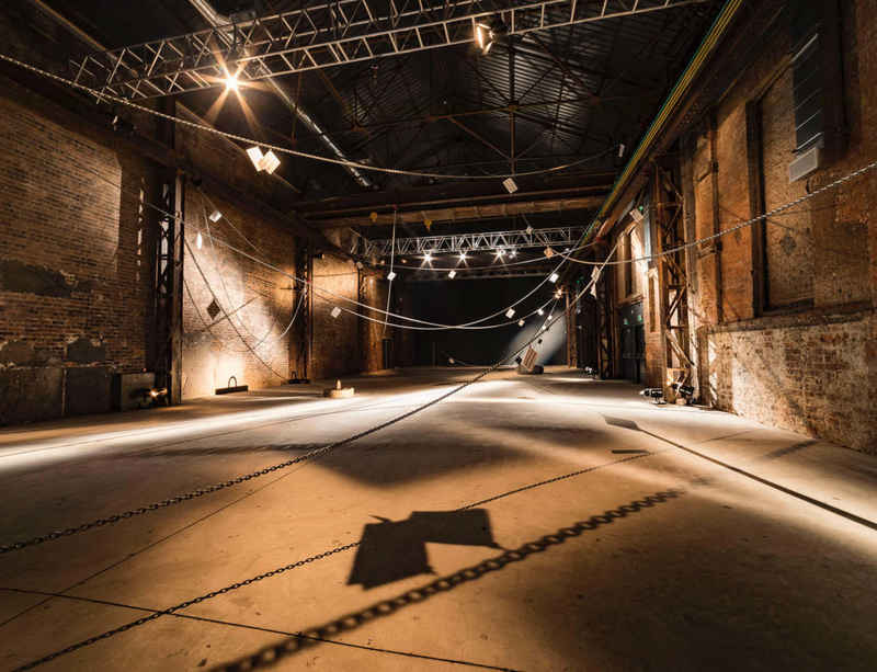 Richard Wentworth and Victoria Miguel collaborate for new space at SWG3