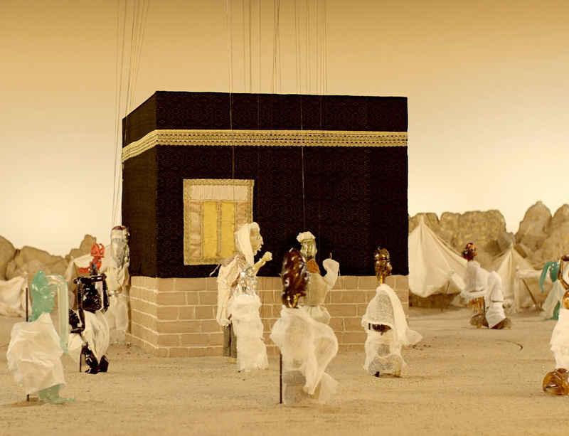Wael Shawky's 'Cabaret Crusades' opens at ARoS  Museum in Denmark