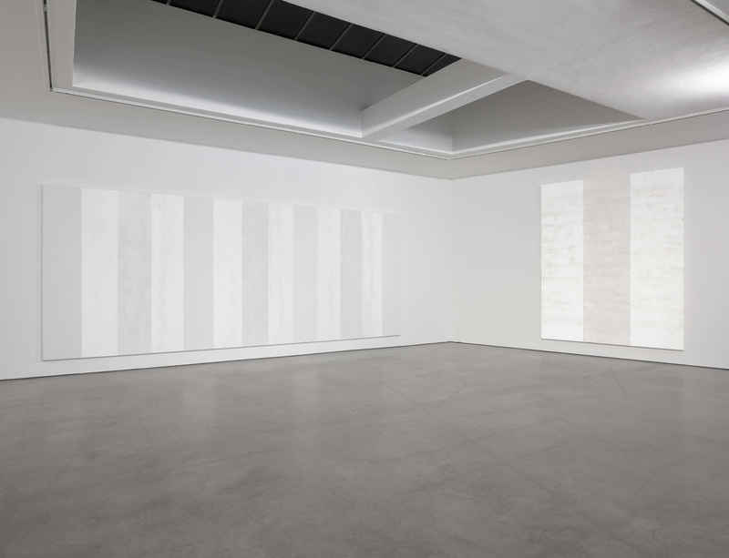 Video: Mary Corse and Richard Long in conversation