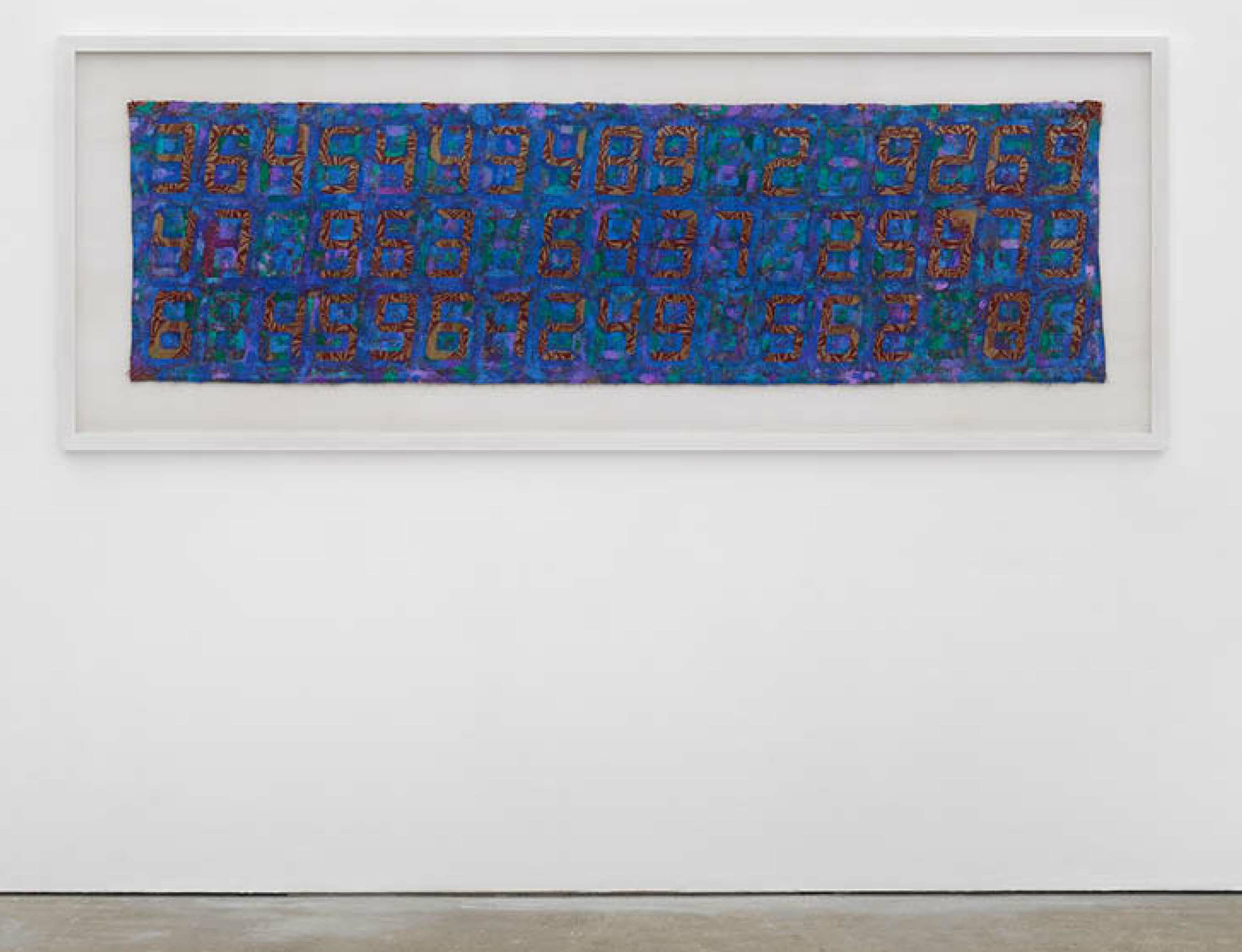 Tatsuo Miyajima presents new work at William Morris Gallery, London