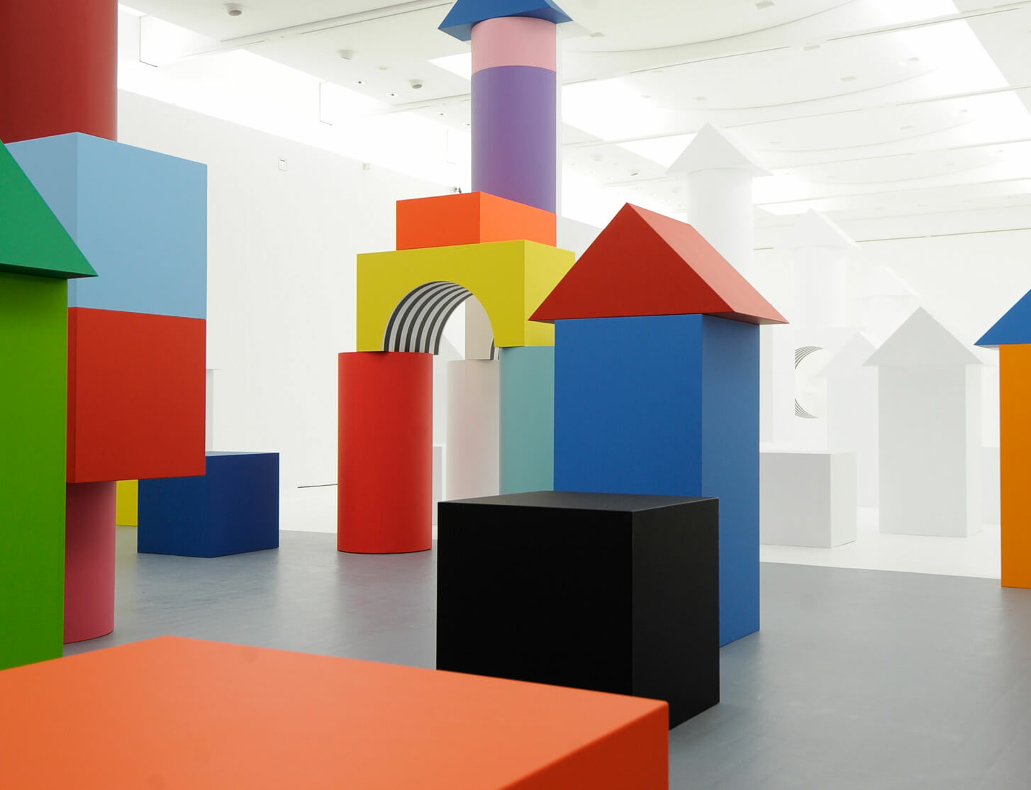 New installation by Daniel Buren makes its Australian debut with Carriageworks