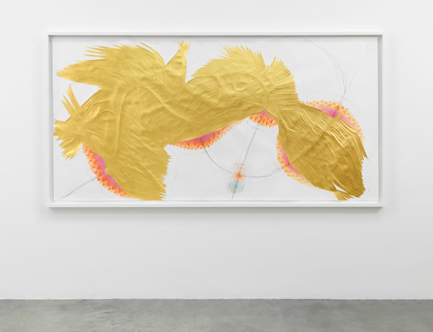 Jorinde Voigt presents recent work at MAO Space in Shanghai