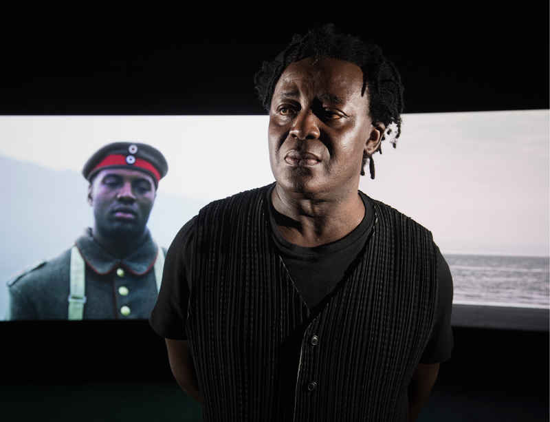 Mimesis: African Soldier by John Akomfrah opens at Imperial War Museum