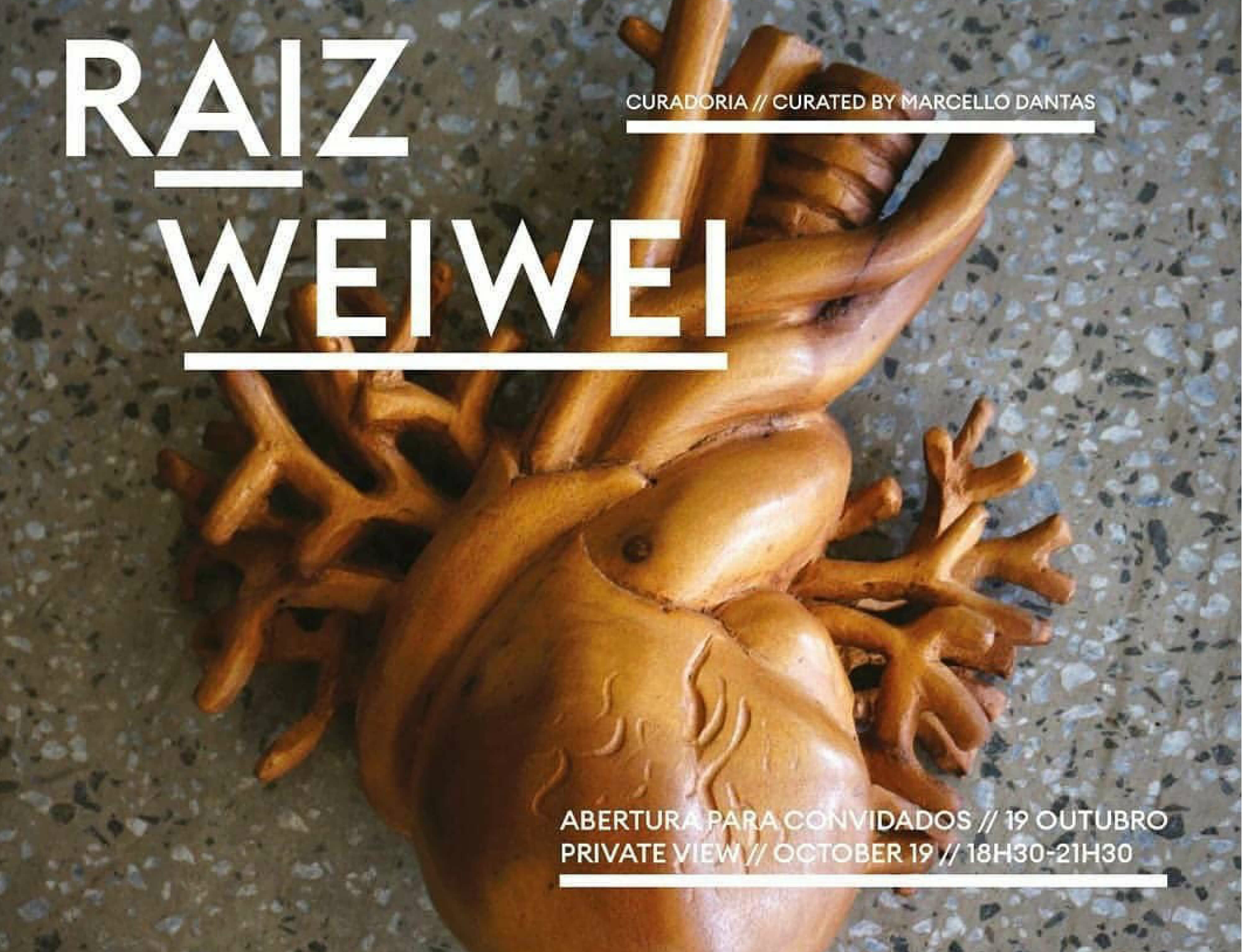 Largest ever exhibition of works by Ai Weiwei opens in São Paulo