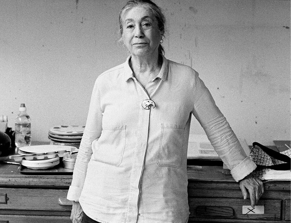 In memoriam: Susan Hiller