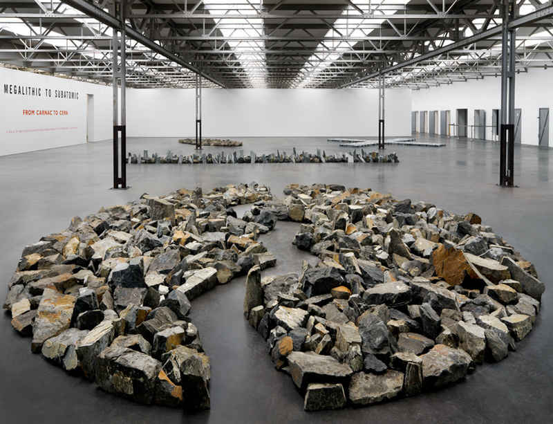 De Pont Museum in Tilburg opens major exhibition by Richard Long