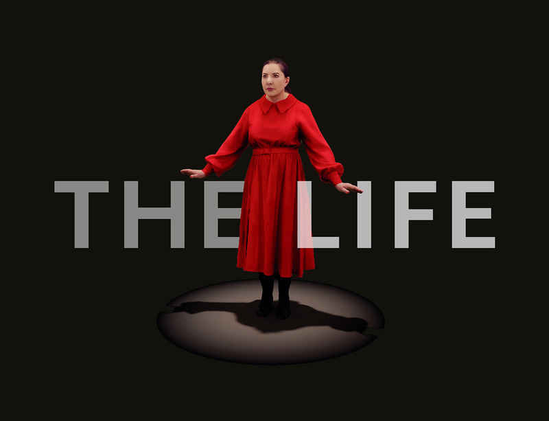 Marina Abramović presents first ever Mixed Reality performance at Serpentine