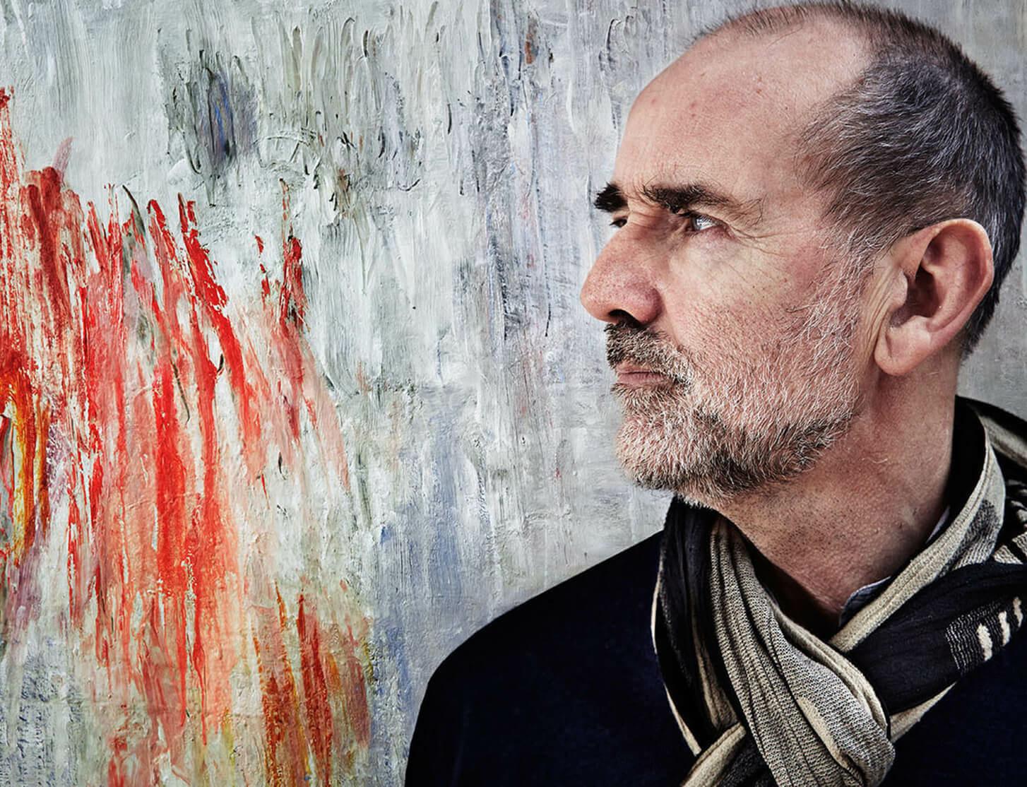 Dialogue Series: Christopher Le Brun and Tim Marlow in conversation at Art Basel Hong Kong