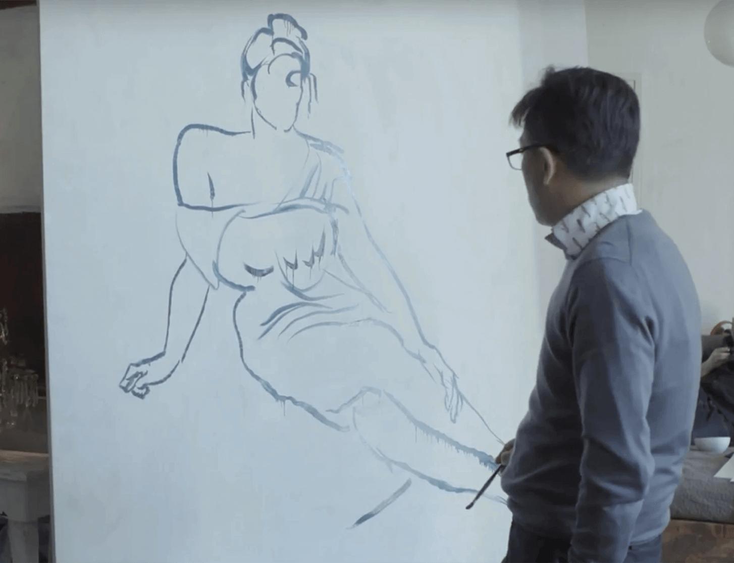 Art Basel Hong Kong's Film programme features three films on the work of Liu Xiaodong