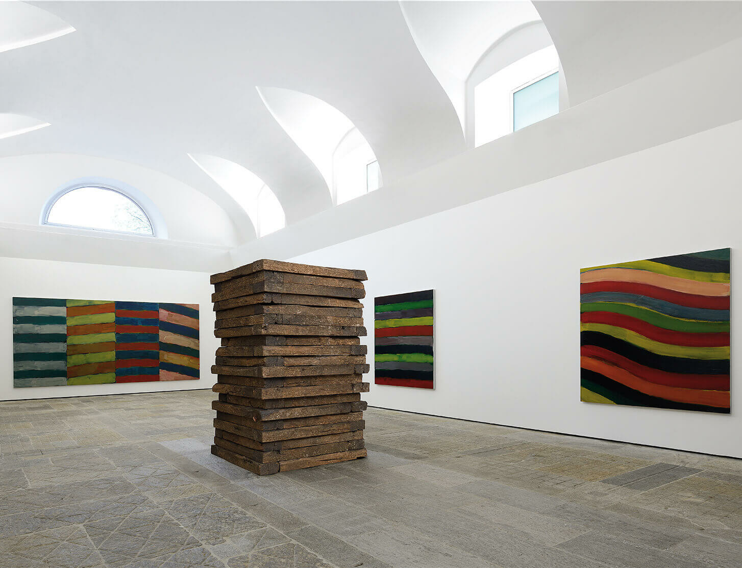 Sean Scully 'Long Light' opens at Villa Panza in Varese
