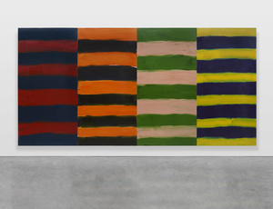 Sean Scully: PAN