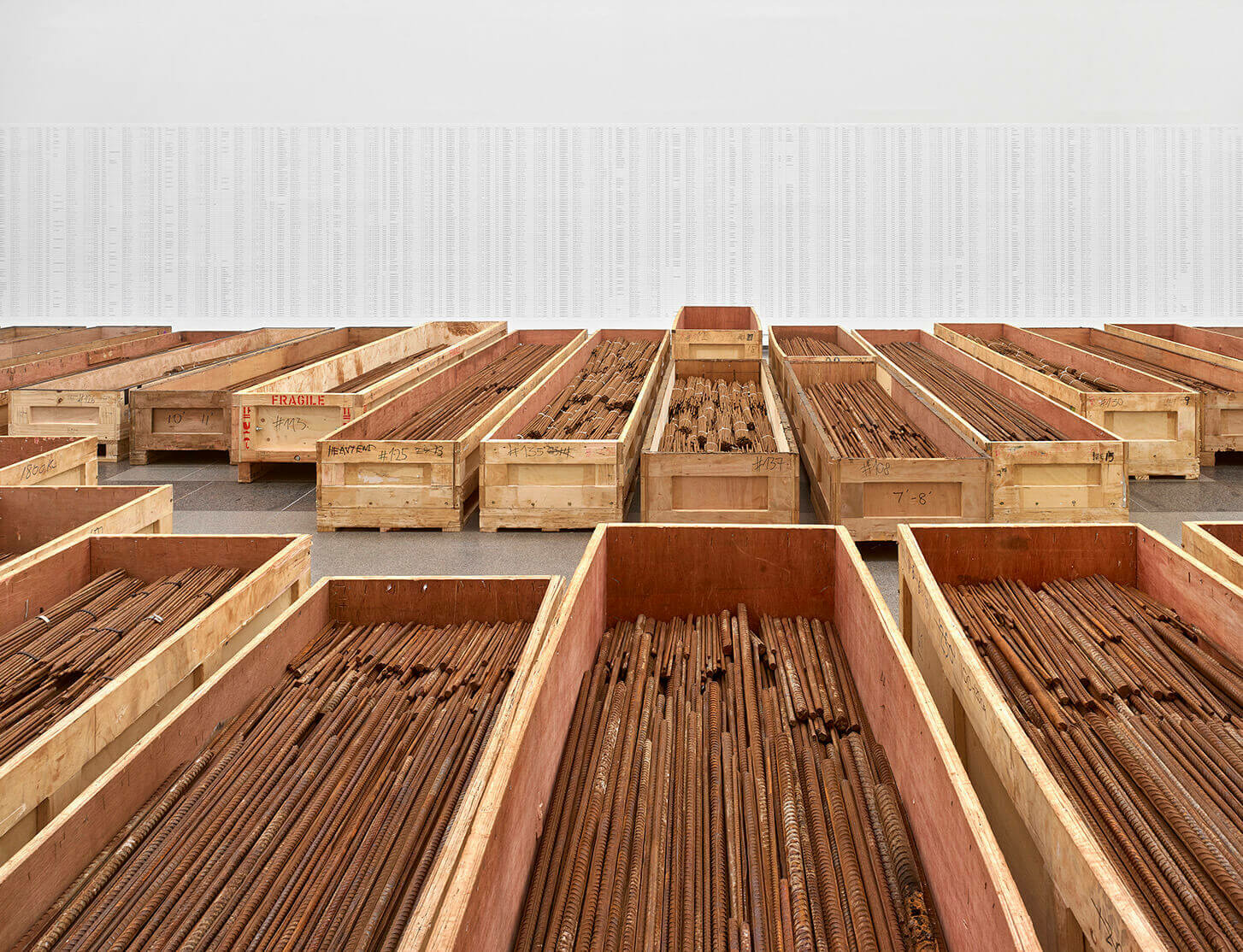 Ai Weiwei's largest solo exhibition in Europe opens at Düsseldorf's K20 and K21
