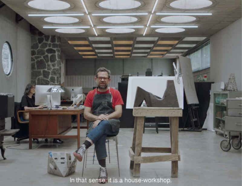 Watch now: Pedro Reyes and Carla Fernández - NOWNESS In Residence