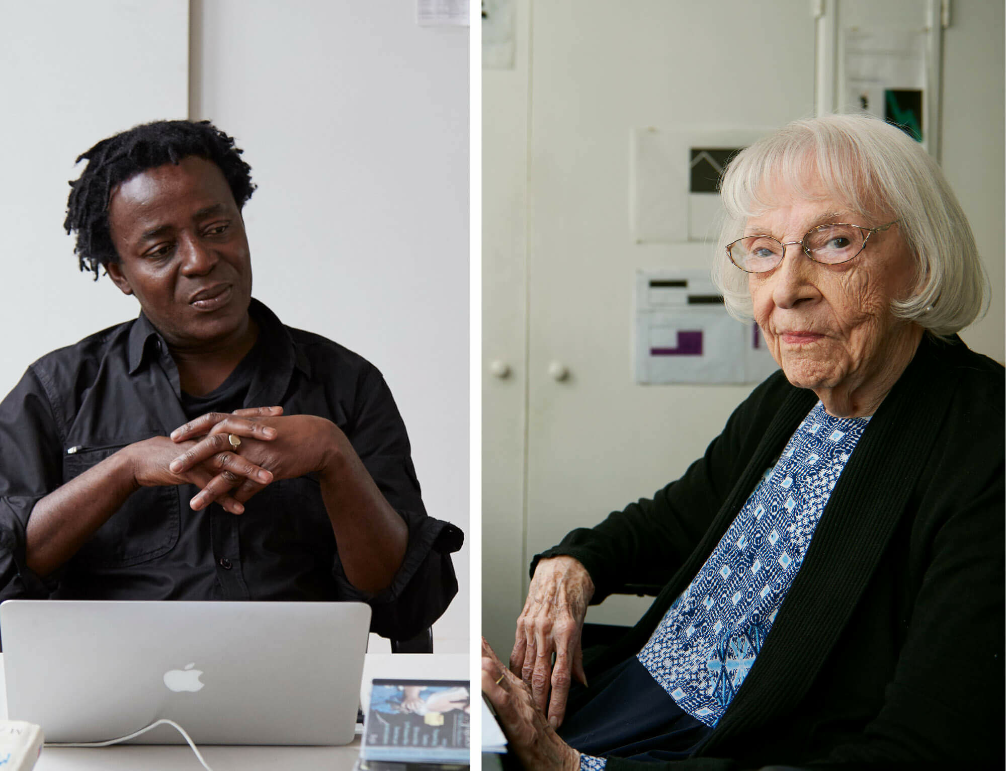Royal Academy of Arts elects John Akomfrah and Carmen Herrera Royal Academicians