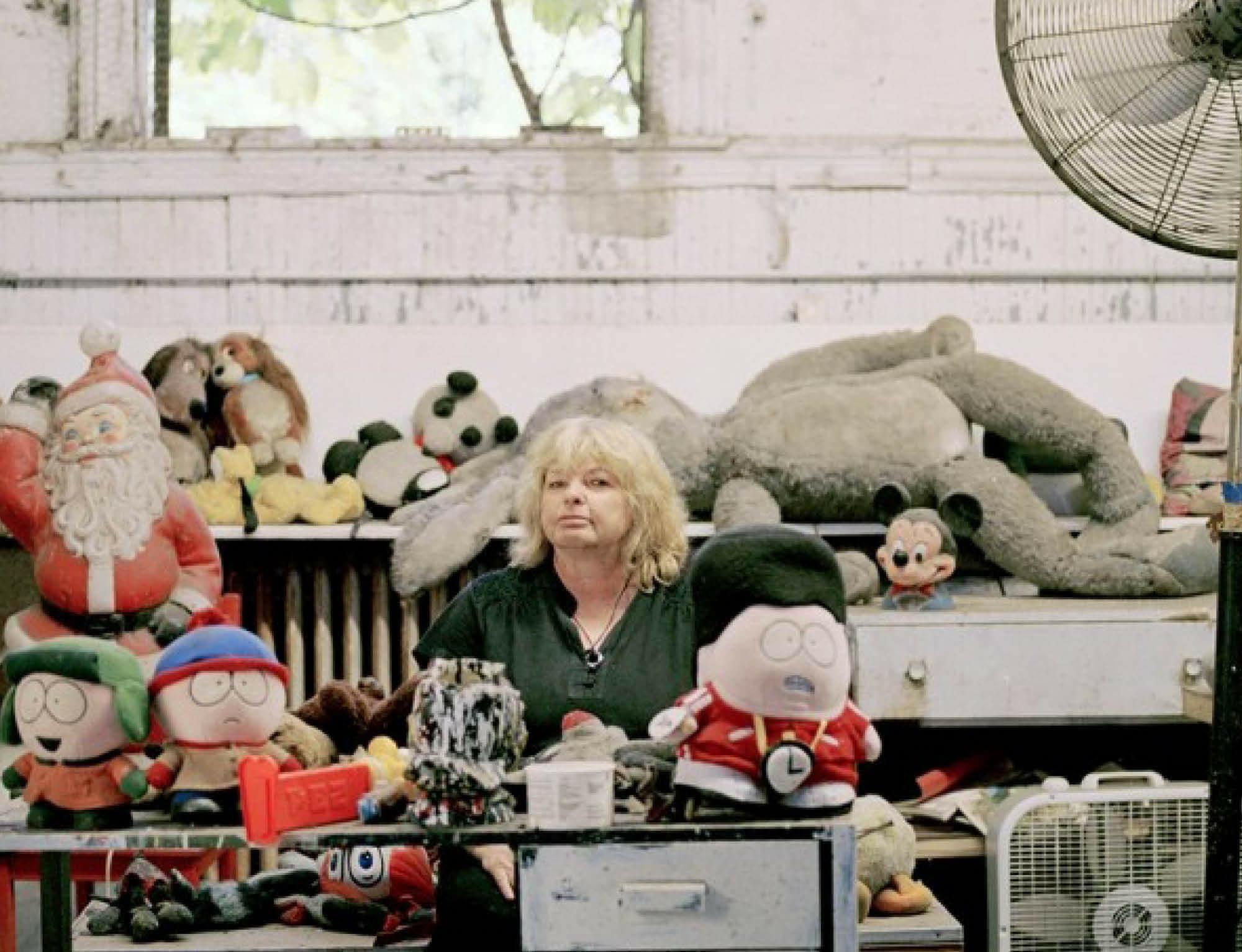 Joyce Pensato (1941-2019)