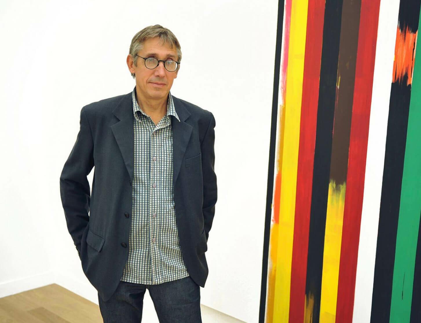 Announcing representation of Bernard Piffaretti