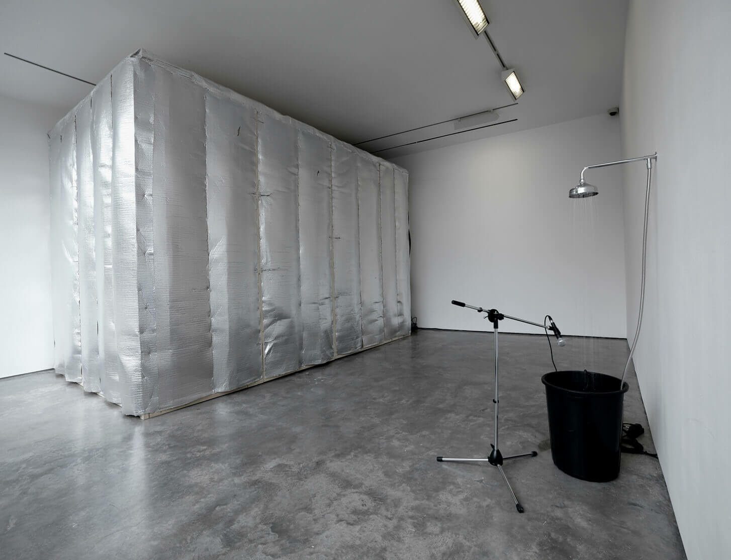 Solo exhibition by Haroon Mirza opens at ACCA Melbourne