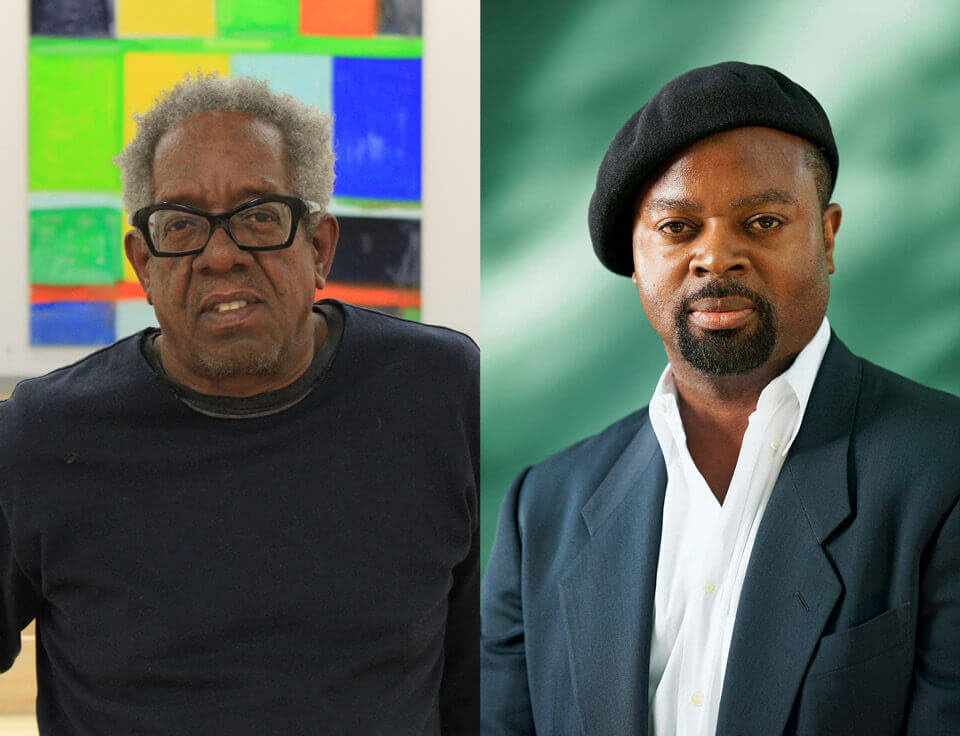 Stanley Whitney and Ben Okri in conversation