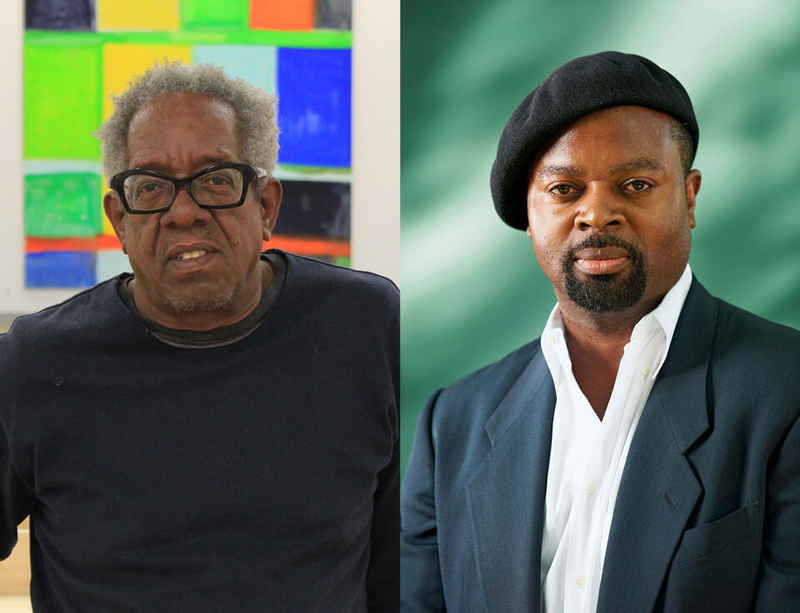 Stanley Whitney and Ben Okri in conversation