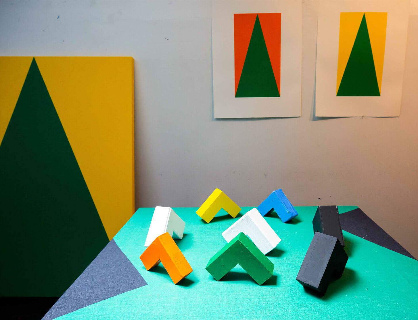 Public Art Fund Talks: Carmen Herrera's Estructuras Monumentales