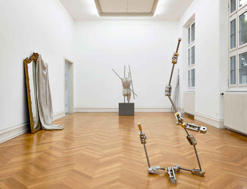 Exhibition by Ryan Gander opens at Kunsthalle Bern