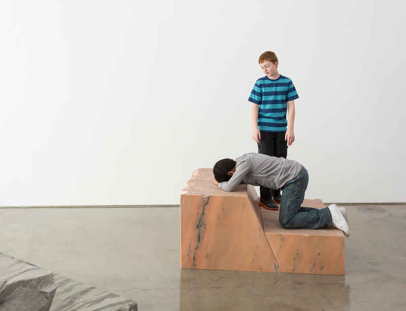 Allora & Calzadilla performance 'Fault Lines' included in group exhibition at MoMA