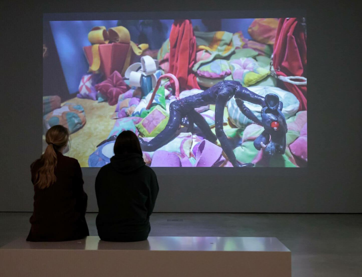 Djurberg & Berg on view at Kunstmuseum Ravensburg