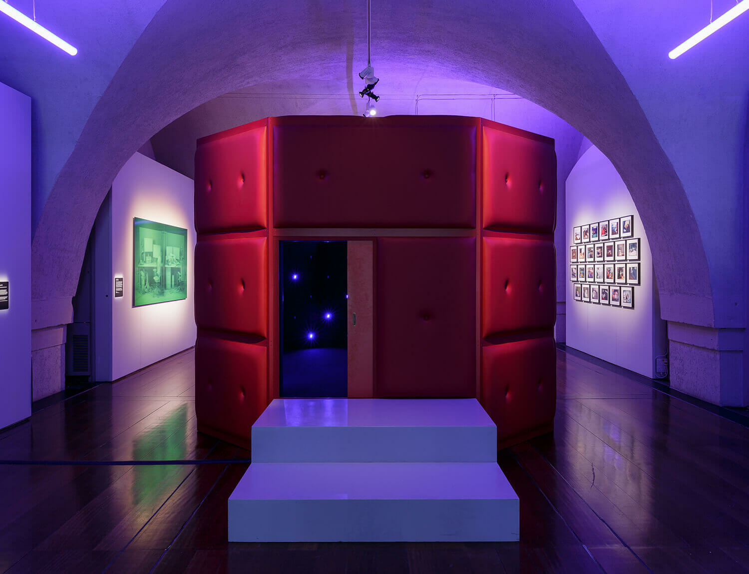 Tatsuo Miyajima and Susan Hiller included in '24/7' exhibition at Somerset House