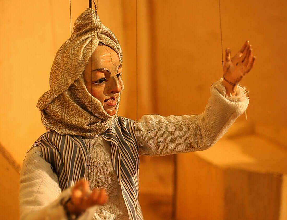 Wael Shawky's 'Cabaret Crusades' at SeMA, Seoul