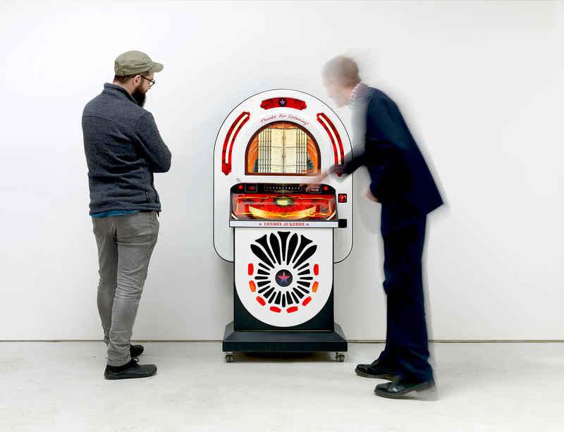 Bloomberg Space presents Susan Hiller's London Jukebox
